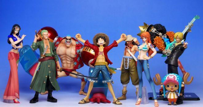 One Piece Claw Machine