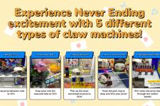 Japan Claw Machine